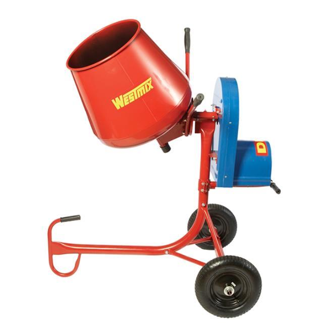 Rent Concrete Mixing