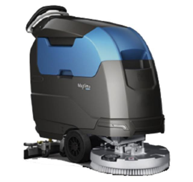 Rent Floor Scrubber
