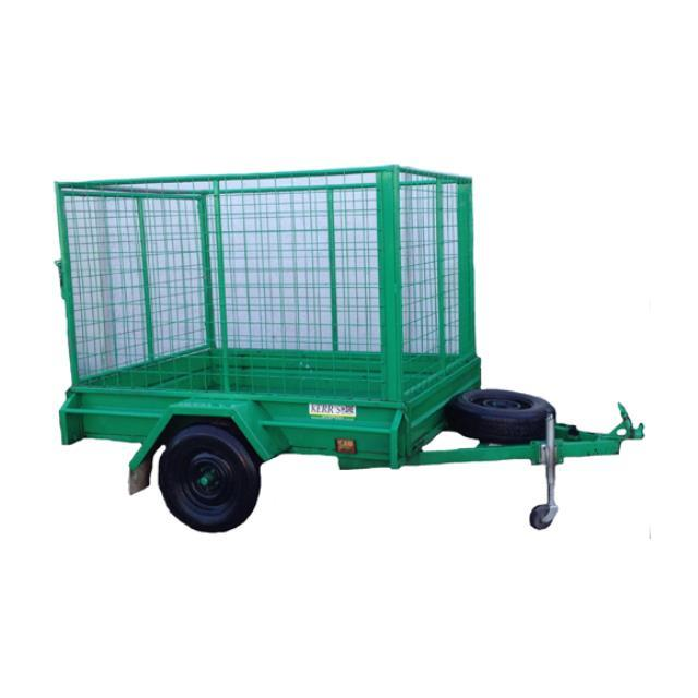 Rent Cage Trailers