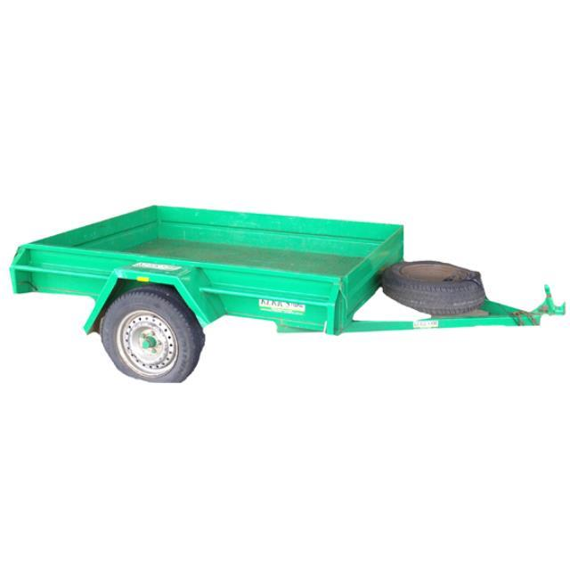 Rent Single Axle Trailers