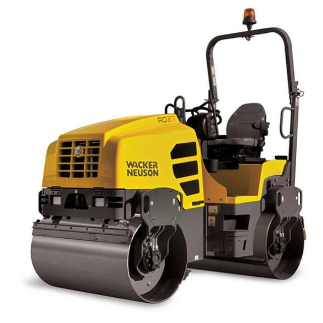 Compaction Equipment Hire in